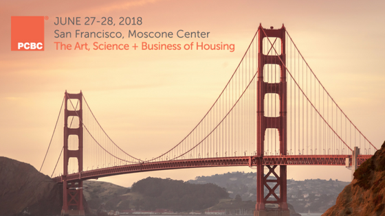 Pacific Coast Builders Conference in San Francisco