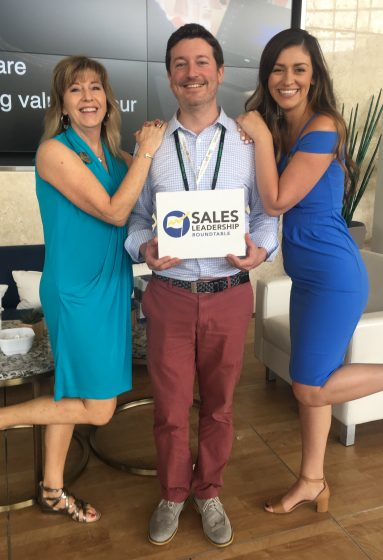 Adam joins the Sales Leadership Roundtable