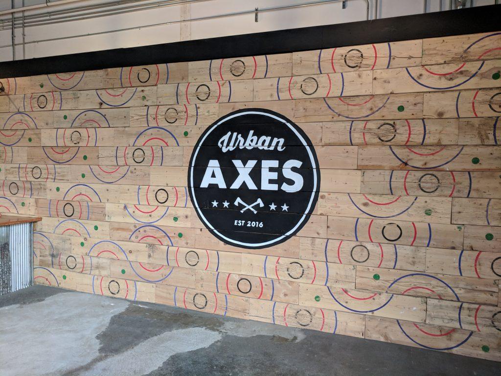 Urban Axes in Baltimore