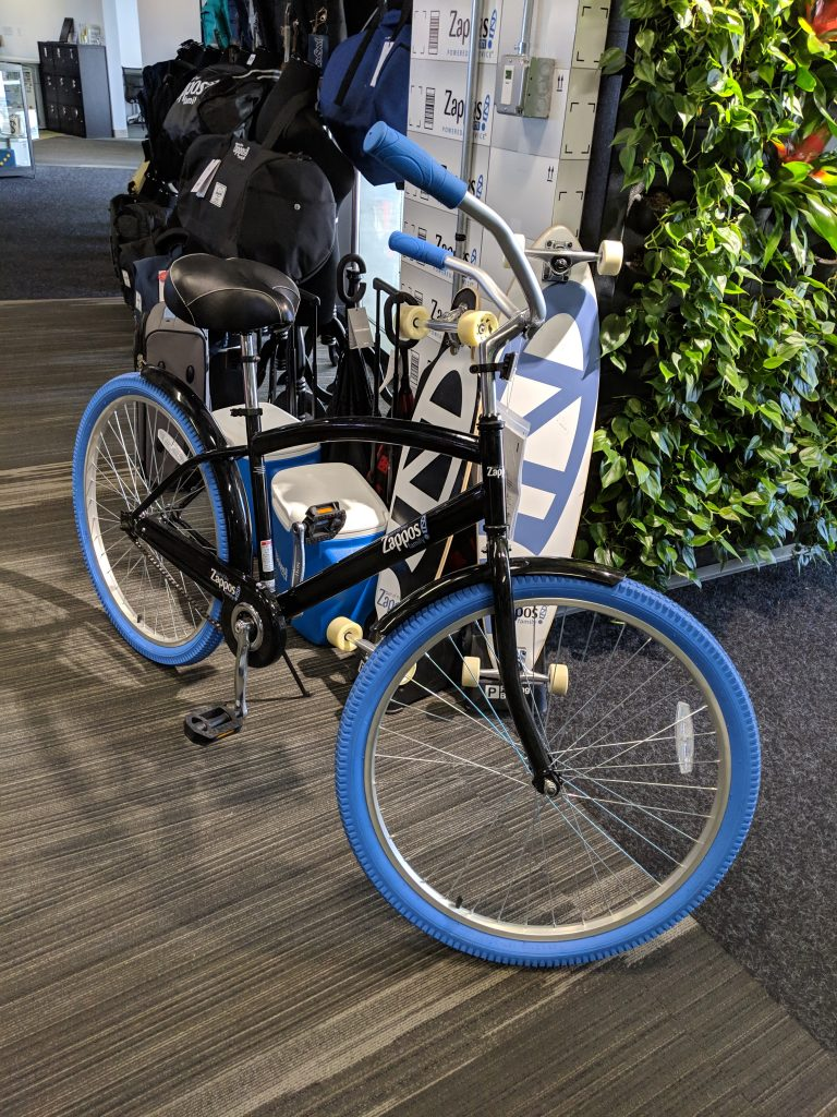 Zappos Cruiser Bike