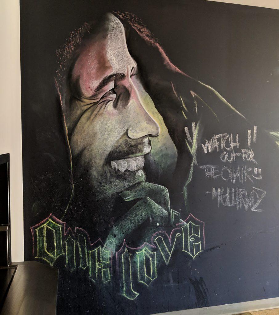 Bob Marley Chalk at Zappos