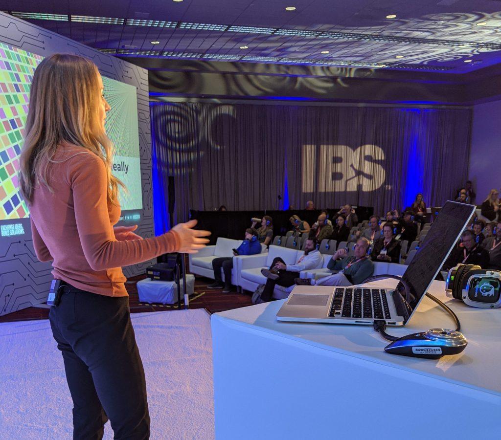 Megan English - SEO Demystified at IBS2020